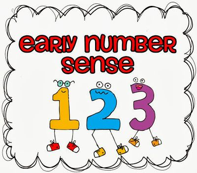 Number clipart number sense Number Number Early  best