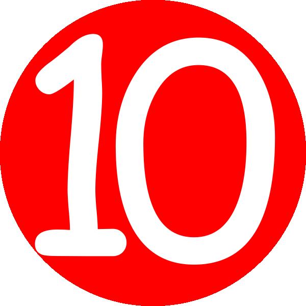 Number clipart number ten Clipart number%2010%20clipart Ten Clipart Clipart