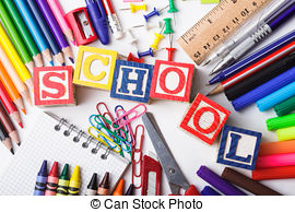Number clipart primary education  background 7 clip on