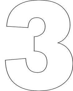 Number clipart printable Document Best to has days
