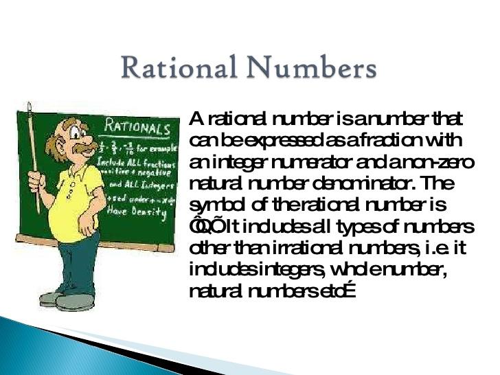 Number clipart rational number 19 rational  number <ul><li>A