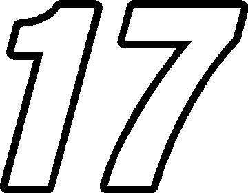 Number clipart seventeen Odd 17 number Clipart collection