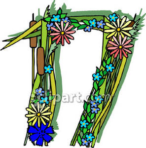 Number clipart seventeen Clipart 17 number Clipart collection