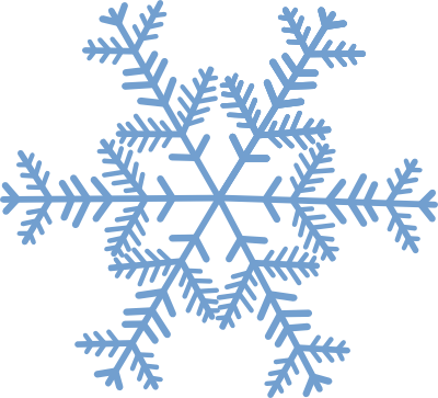 Holydays clipart snowflake Snowflake Download happy Clipart transparent