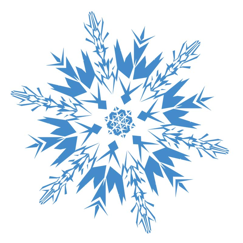 Amd clipart snowflake Collections White Download to graphics
