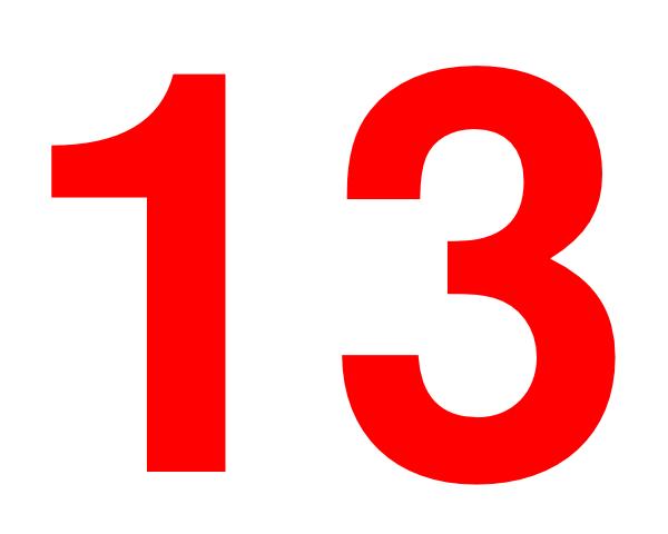 Number clipart thirteen Find Dr 13 Odd More