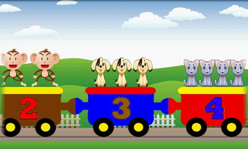 Number clipart train Number (Android) Train Free Train