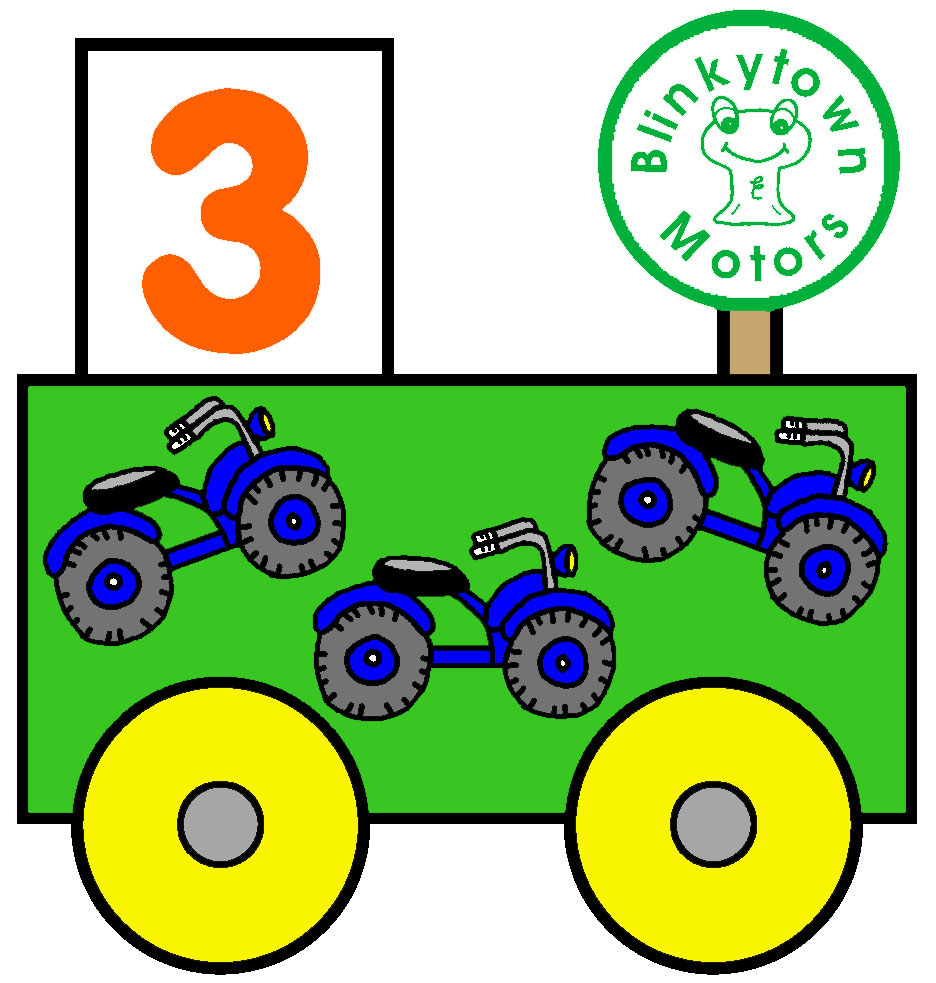 Number clipart train Number for Project Series for