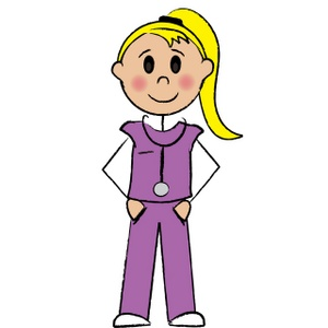 Nurse clipart Art Nurse Nurse Images nurses+in+scrubs+clip+art