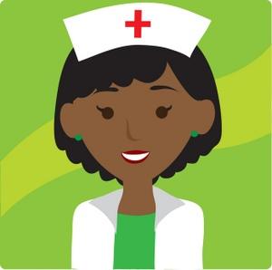 Nurse clipart Art Nurse Free Panda Clipart