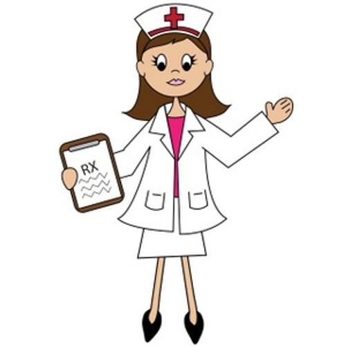 Nurse clipart Nurse Clip Free Panda Word