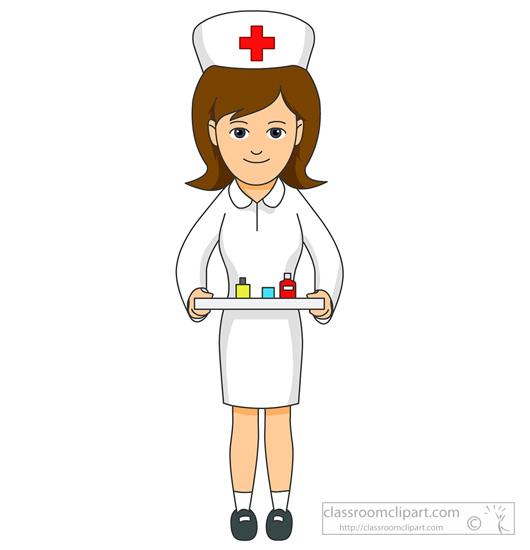 Nurse clipart Art Nurse  Free Free