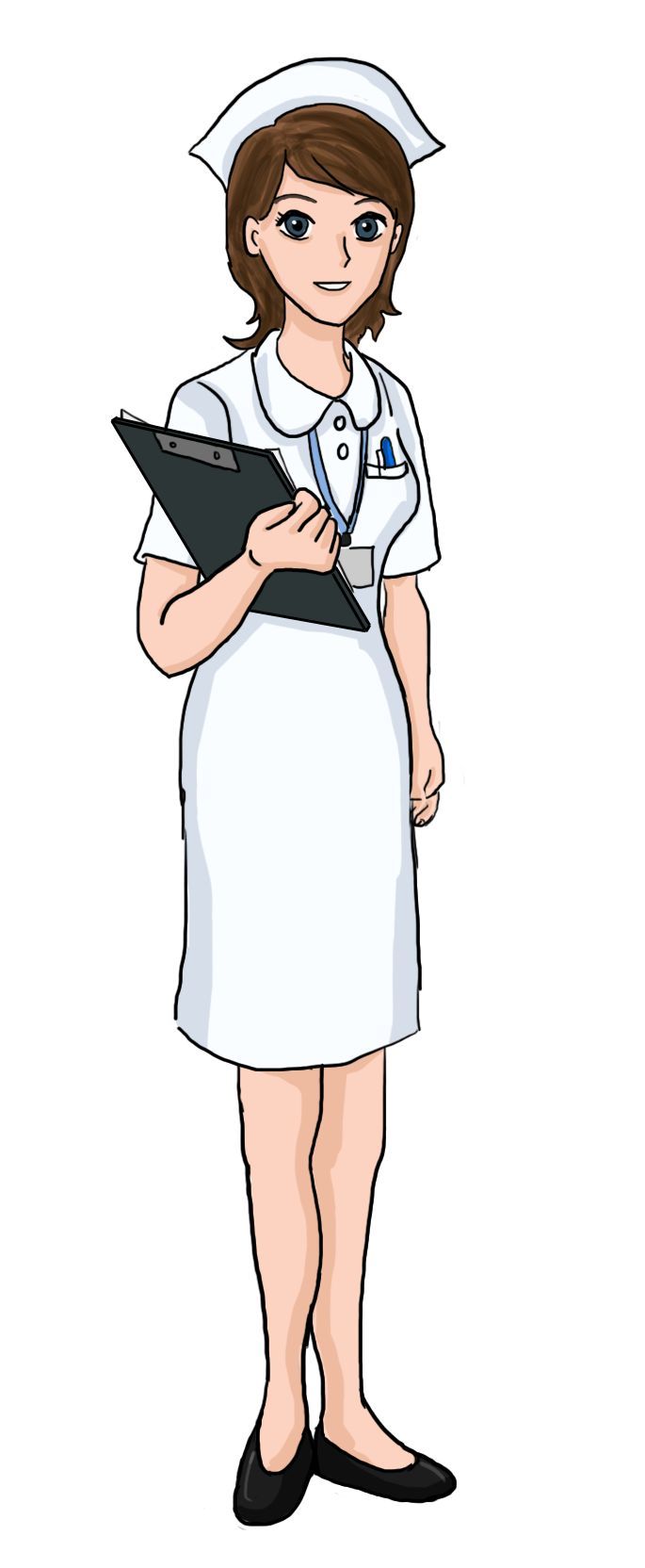 Nurse clipart Black nurse Nurse Free school