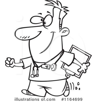Clipart Nurse Illustration #1164699 #1164699