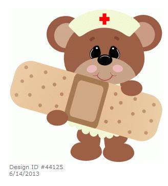 Teddy clipart doctor #4