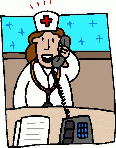 Telephone clipart funny Clip 3 nurse nurse et