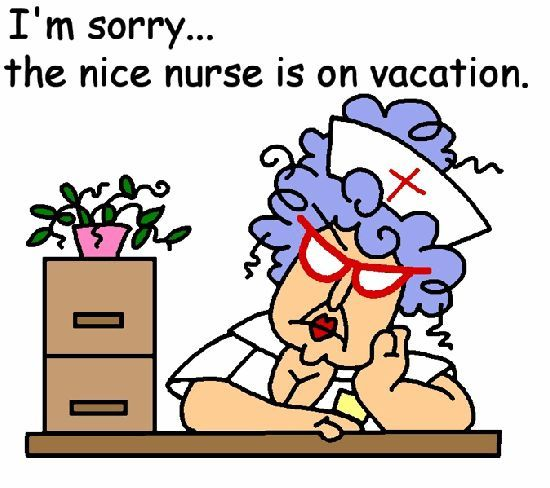 Medicine clipart funny Happy best Nurse on clipart