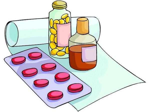Pills clipart medication administration Medication Clipart Clipart  of