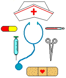 Chart clipart nursing equipment For collection clip student Rn