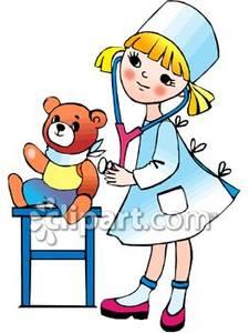Teddy clipart nurse Nurses Clip nurse%20clipart Clipart Free