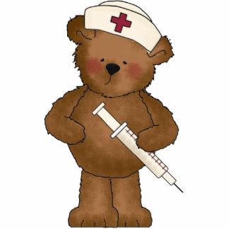 Teddy clipart nurse Nurse sculpture Fun Statuettes &