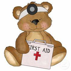 Teddy clipart nurse And Documents Forms 2 nurse