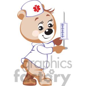 Teddy clipart nurse Nurse Free Clip nurse%20clipart Word