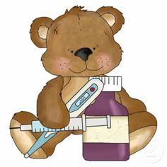 Nurse clipart teddy bear Clipart Nurse bear clipart cartoon