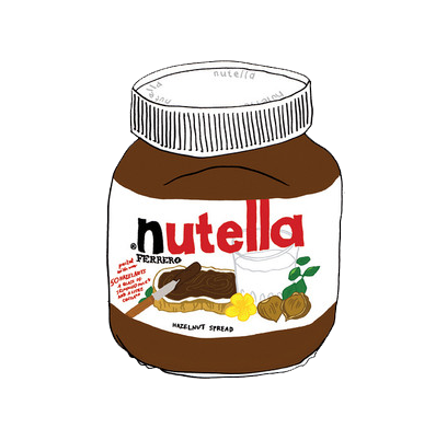 Nutella clipart Clipart Clip Free on Download