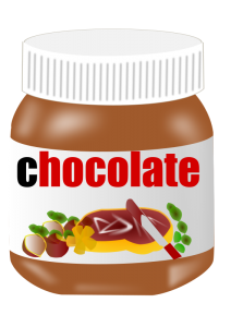 Nutella clipart Chocolate Download Art Of Nutella