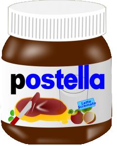 Nutella clipart Clip Nutella Art Download Postella