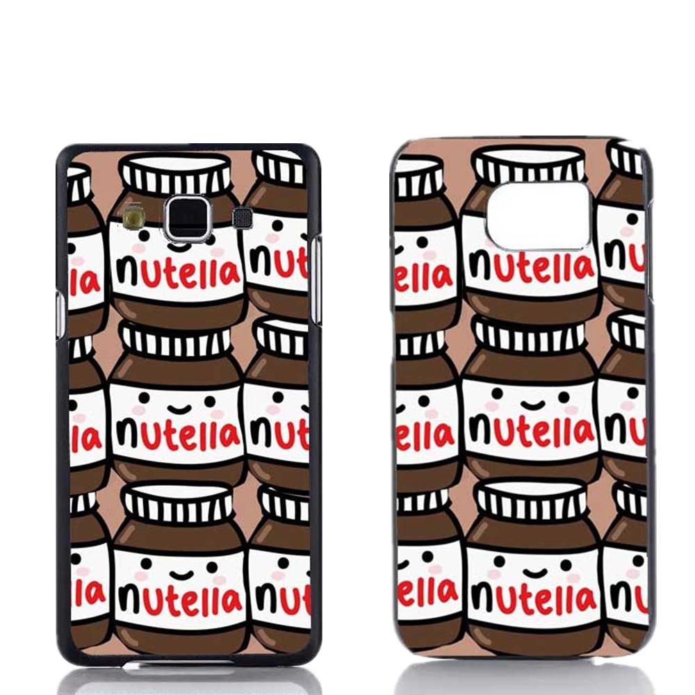 Nutella clipart bottle Case s5mini Nutella Samsung Cover