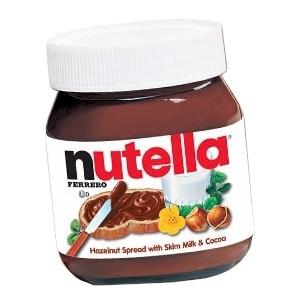 Nutella clipart bottle ♡ Spread (salvsnena) Nutella Polyvore