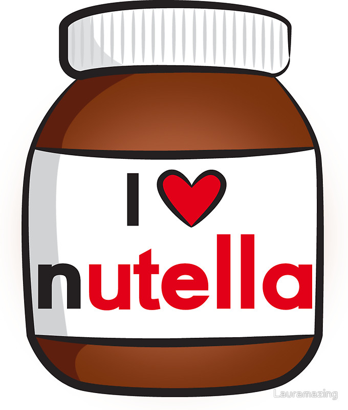 Nutella clipart bottle <3 by by Lauramazing Stickers