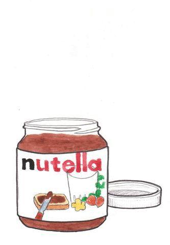 Nutella clipart cartoon 50 best images on Pinterest