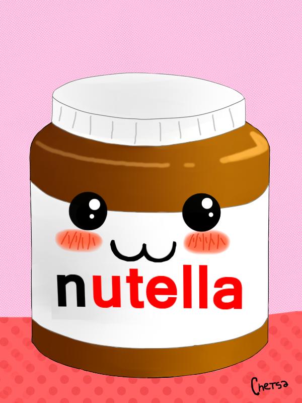 Nutella clipart cartoon By DeviantArt Horizont8 by Horizont8