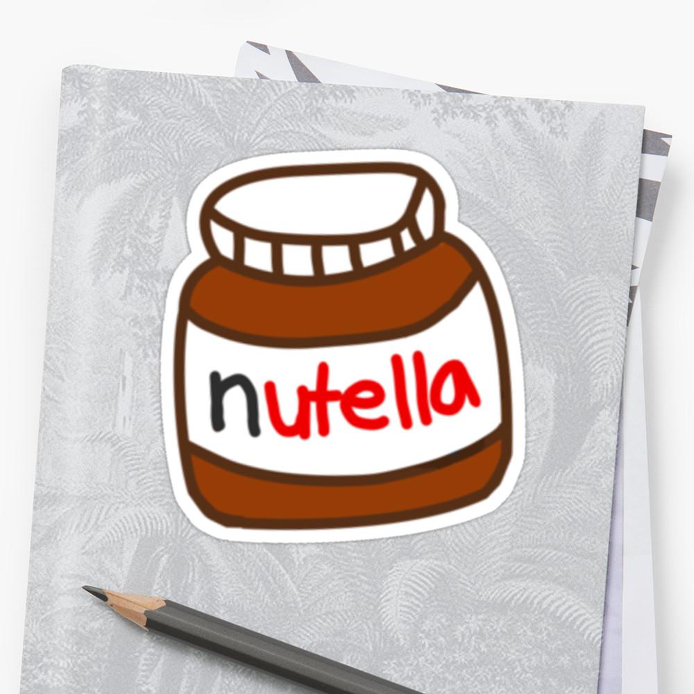 Nutella clipart cute Cute Pattern Cute deathspell Pattern