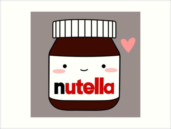 Nutella clipart cute Cafebunny by Cute by jar