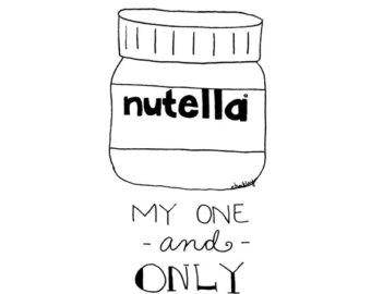 Nutella clipart cute On Nutella CA nutella Free