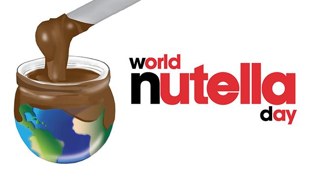 Nutella clipart logo Day – Happy World 05