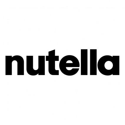 Nutella clipart logo Nutella vector Clip download free