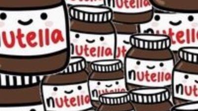 Nutella clipart love tumblr ! Diys Tumblr Food nutella
