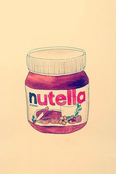Nutella clipart love tumblr Tumblr my Who  DRAWING