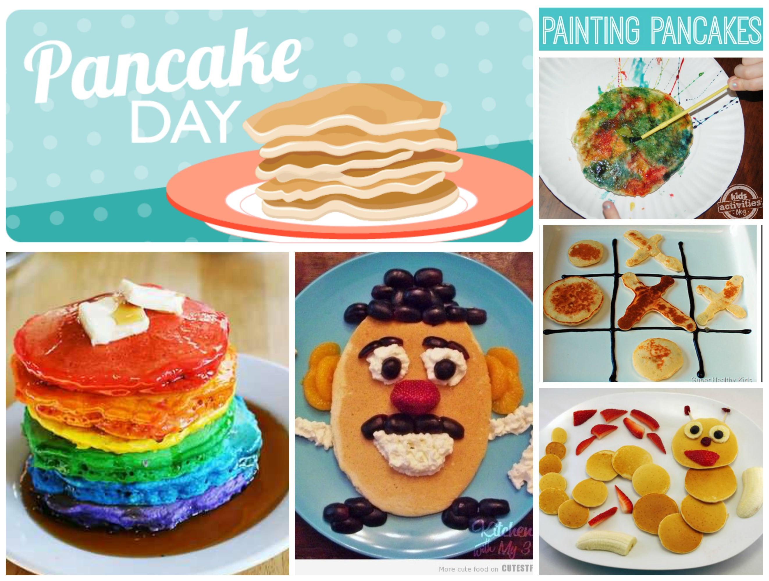 Oatmeal clipart pancake tuesday Archives Ideas for Kiddy Toddlers