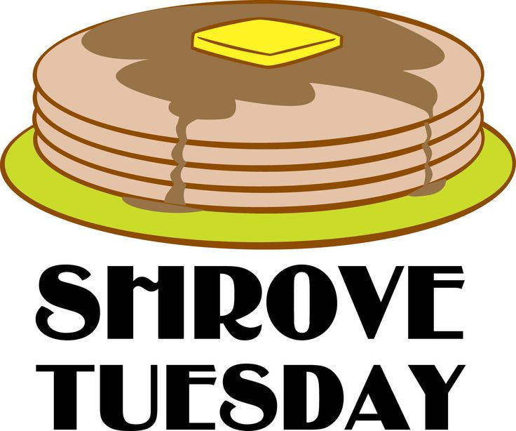 Oatmeal clipart pancake tuesday Facts  tuesday tuesday 11