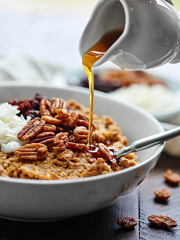 Quinoa clipart cereal bowl W/ Oatmeal be Oatmeal &