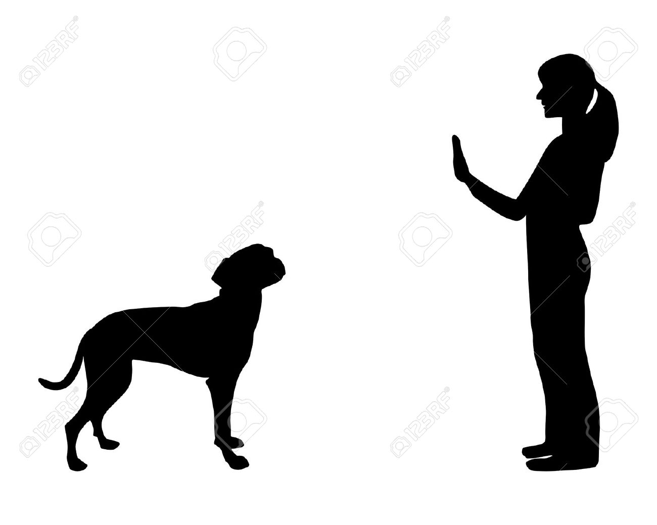 Obey clipart Dog Obedience Clipart