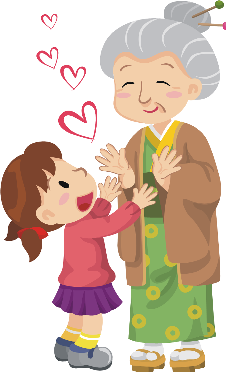 Other clipart friendly person Clipart people old Panda Free