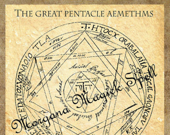Alchemy clipart occult #6