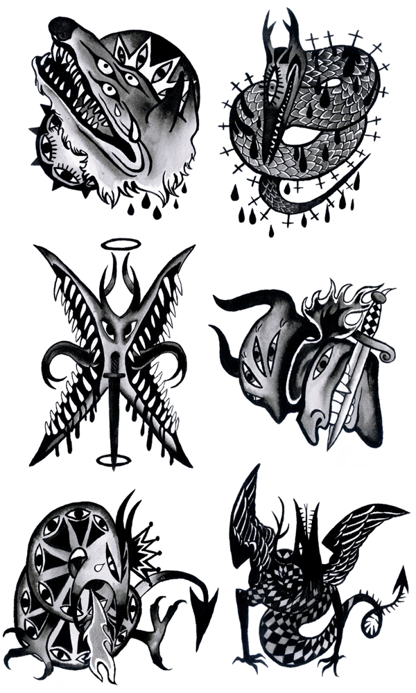 Occult clipart flash Tattoo Butterfield via Something flash